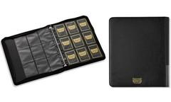 Dragon Shield - Альбом на 360 карт черный на молнии (3х3)