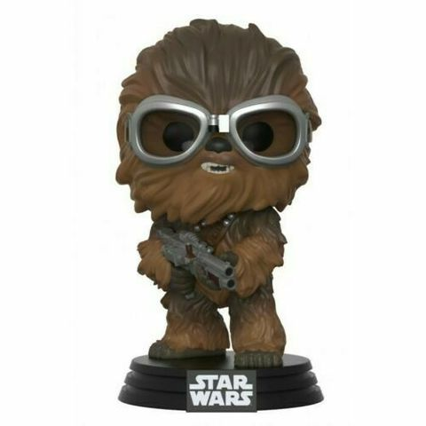 Фигурка Funko POP Star Wars - Chewbacca with glasses