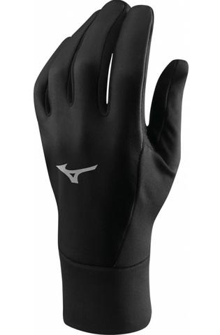 Беговые перчатки Mizuno WarmaLite
