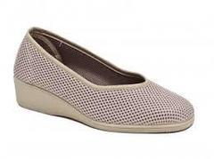 Туфли текстильные полнота H