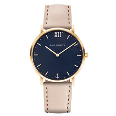 Унисекс немецкие часы Paul Hewitt, Sailor Line PH-SA-G-Sm-B-22M