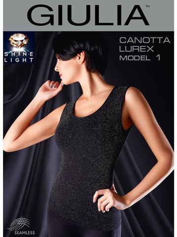 Майка Canotta Lurex 02 Giulia