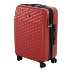 Чемодан Wenger Lumen, красный, 47x26x64 см, 61 л