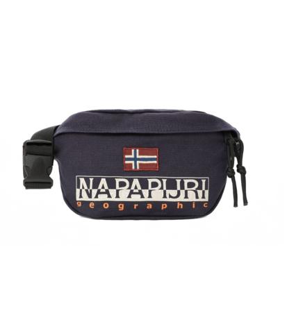 Сумка на пояс Napapijri Hering Waist Bag Blu Marine