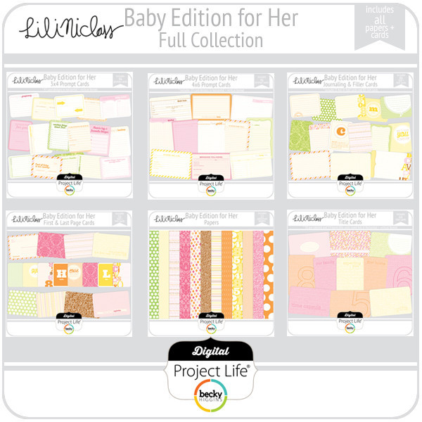 MINI KIT - Baby - For Her