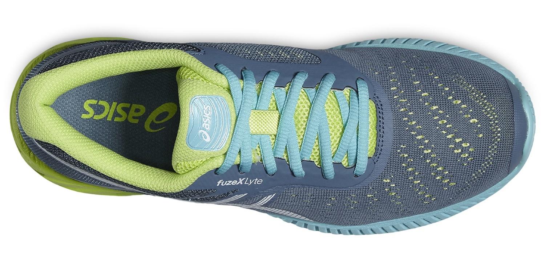 Женские кроссовки для бега Asics FuzeX Lyte (T670N 62011) серые фото