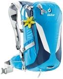 Рюкзак велосипедный женский Deuter Compact EXP 10 SL -- 3312 turquoise-midnight