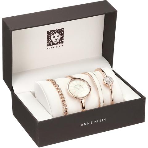Anne Klein часы набор с браслетами2