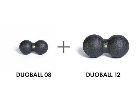 Набор массажных мячей BLACKROLL® DUOBALL SET