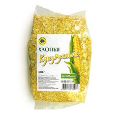 Хлопья кукурузные, Компас Здоровья, 300 г