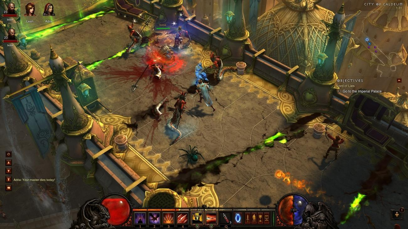 an analysis of diablo 3 a modern video game Thankfully, it is the modern era of video games, and these issues can (and probably will) be addressed with a patch in the end, between the things i love and the things if you are a fan of video games, you should at least give diablo 3 a chance let us know what you think in the comments below.