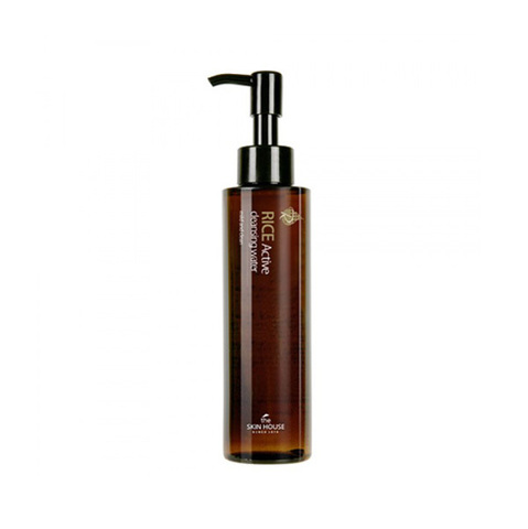 Вода мицеллярная с экстрактом риса The Skin House Rice Active Cleansing Water 150мл