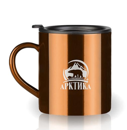 Термокружка Арктика (0,45 литра), кофейная