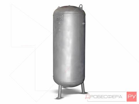 Ресивер для компрессора РВ 500/10 оцинкованный вертикальный