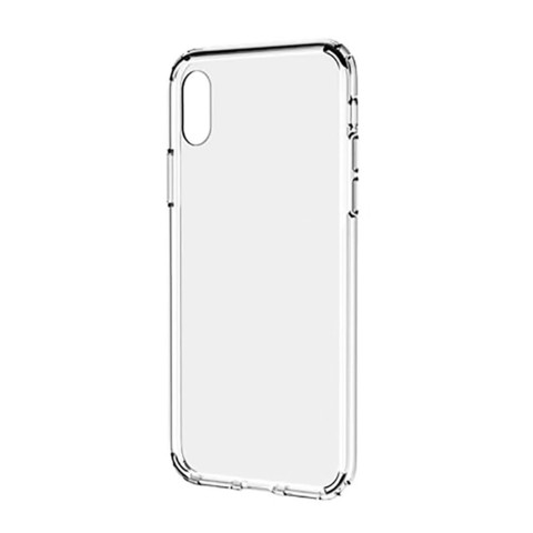 Чехол iPhone XS Rock Pure /transparent/