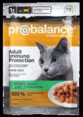 Пауч ProBalance Immuno Protection для кошек с кроликом