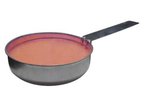 Воск горячий в сковородке. 4 вида