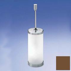 Ершик напольный с крышкой Windisch 89118MOV Plain Crystal