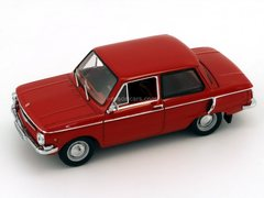 ZAZ-968A Zaporozhets red 1973 IST035 IST Models 1:43