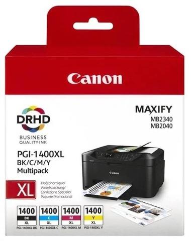 Набор картриджей Canon PGI-1400XL Multipack