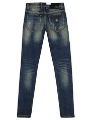 1-1096 джинсы мужские, синие