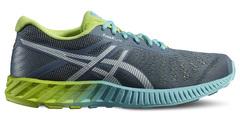 Женские беговые кроссовки Asics FuzeX Lyte (T670N 62011) серые фото