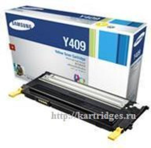 Картридж Samsung CLT-Y409S