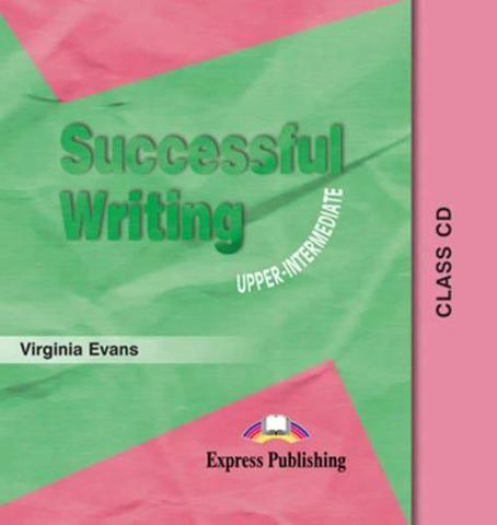 Successful Writing Upper-Intermediate. Class Audio CD. Аудио CD для работы в классе