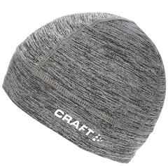 Шапка Craft Light Thermal Grey Melange