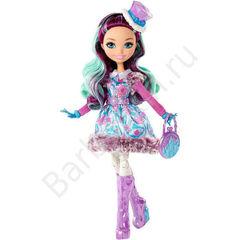 Кукла Ever After High Меделин Хеттер (Madeline Hatter) - Эпическая Зима (Epic Winter), Mattel