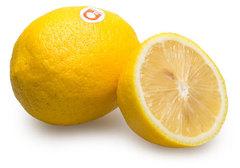 Лимон толстокожий~350г