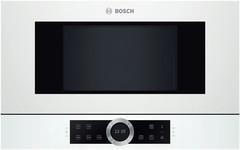 Микроволновая печь встраиваемая Bosch BFL634GW1 фото
