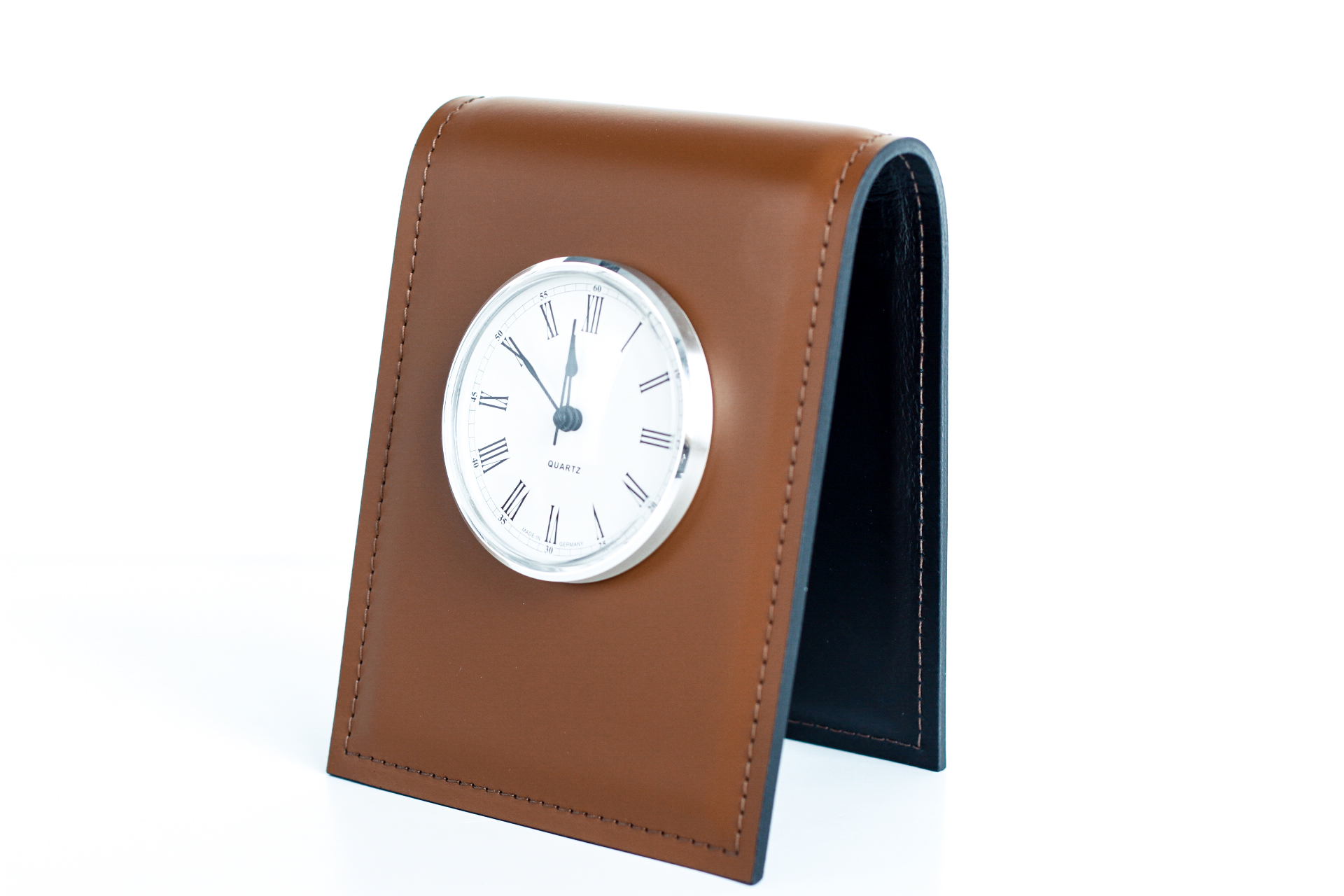 Часы с циферблатом D85 БИЗНЕС Табак / шоколад