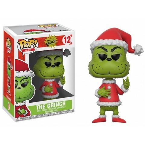 Гринч - похититель Рождества фигурка Funko POP