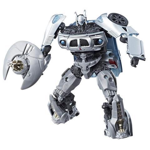 Робот - Трансформер Джаз (Jazz) Делюкс - Studio Series 10, Hasbro