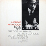 Herbie Hancock ‎/ Takin' Off (LP)