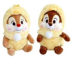 Чип и Дейл спешат на помощь мягкие игрушки Пасхальный цыпленок