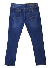 D-SE7165 джинсы мужские, синие