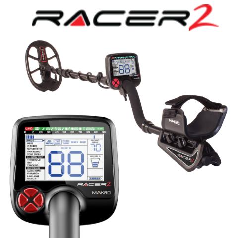 Металлоискатель Makro Racer 2