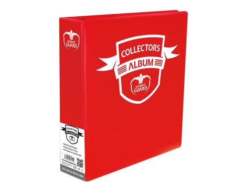 Ultimate Guard - Красная папка для листов (3х3)