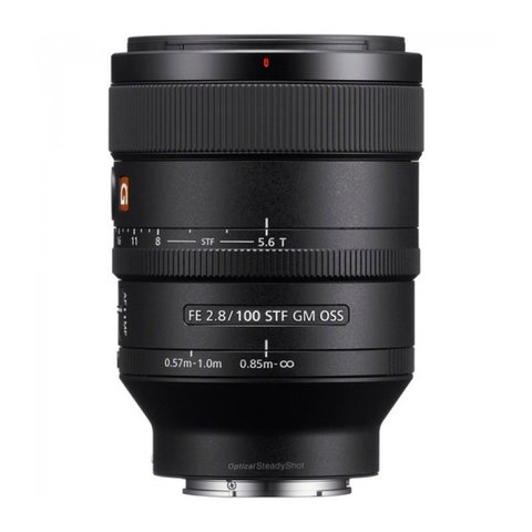 Sony FE 100mm F2.8 STF GM OSS (SEL100F28GM)