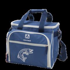 """Набор для пикника на 3 человека """"Арктика"""" с сумкой-холодильником, 13,5 литров"""