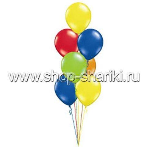 shop-shariki.ru классический фонтан из шаров стандарт