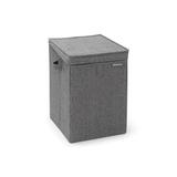 Модульный ящик для белья (35 л), Серо-черный, артикул 120442, производитель - Brabantia