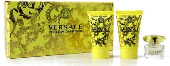 Versace Yellow Diamond Minisada Gift Set