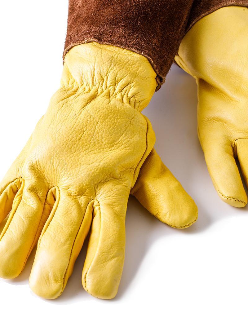 Перчатки для работы с розами длинные Bradleys