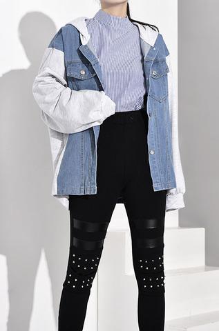 Джинсовая куртка «SIGIL»