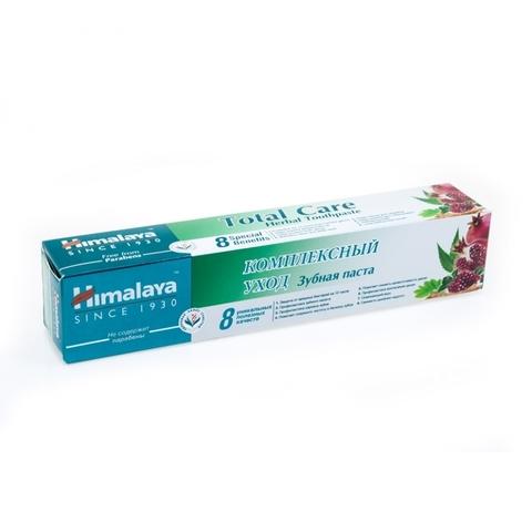 Зубная паста Himalaya Herbals Комплесный уход, 50 гр.