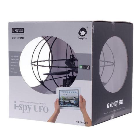 Радиоуправляемый шар с управлением на iPhone и камерой HappyCow Wi-Fi 777-289