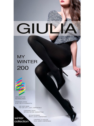Колготки My Winter 200 Giulia